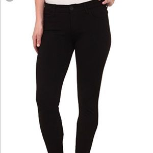 Kut From Kloth Black Stretchy Pants